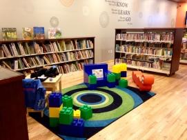 HS Library Children's Reno