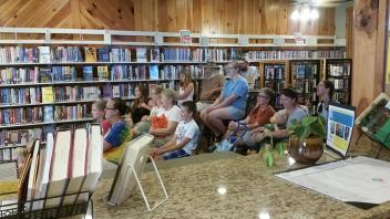 HS Library Program 2017
