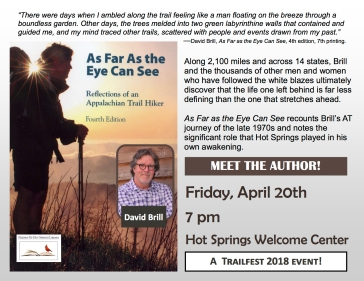 FHSL 2018 TrailFest Author Event